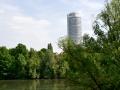 Körner & Scherzer Steuerberater | Impressionen aus dem Stadtteil Mögeldorf | Blick auf Business Tower