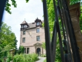 Körner & Scherzer Steuerberater | Impressionen aus dem Stadtteil Mögeldorf | Linksches Schloss durch Gittertor