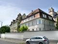 Körner & Scherzer Steuerberater | Impressionen aus dem Stadtteil Mögeldorf | Kirche St. Karl Borromäus und Tusneldaschule