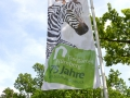Körner & Scherzer Steuerberater | Impressionen aus dem Stadtteil Mögeldorf | Tiergarten Flagge